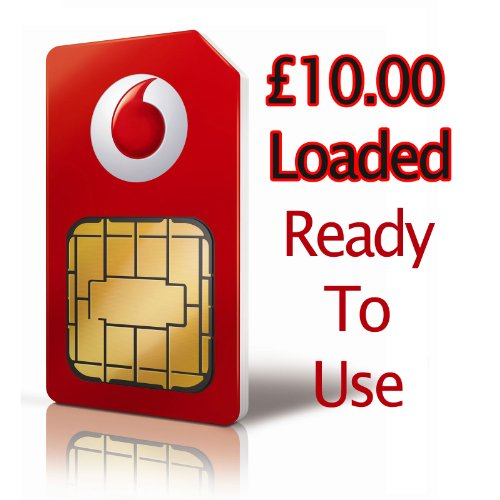 how to get unlock pin for vodaphone prepaid