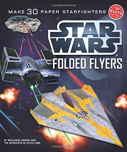 Star Wars Folded Flyers (Klutz)