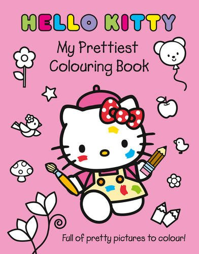 Hello Kitty - My Prettiest Colouring Book