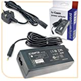 PremiumDigital Casio QV-R40 Replacement AC Power Adapter