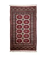 Navaei & Co. Alfombra Kashmir Rojo/Multicolor 168 x 94 cm