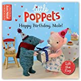 img - for Little Poppets: Happy Birthday, Mole! book / textbook / text book