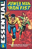 img - for Essential Power Man and Iron Fist, Vol. 1 (Marvel Essentials) book / textbook / text book