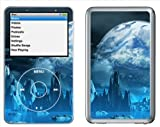 Weird Ice Planet - Lapjacks adhesive vinyl sticker for Apple iPod classic 6th generation and 5th generation model