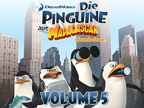 Die Pinguine aus Madagascar, vol. 5