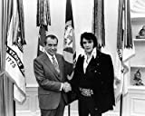 写真プリント Elvis Presley Meets President Richard Nixon, December 21, 1970