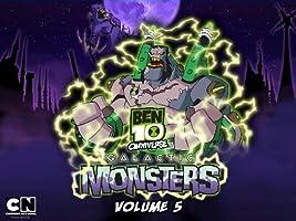 Ben 10: Omniverse Season 5 [HD]
