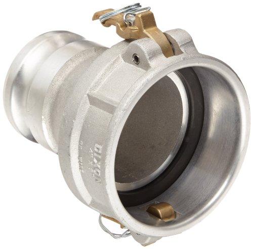 Dixon ada aluminum boss lock cam and groove reducing