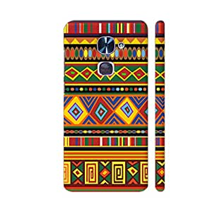 Colorpur Africa Ethnic Art Pattern Artwork On LeEco Le 2 Cover (Designer Mobile Back Case) | Artist: BluedarkArt