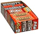 Hershey's 4-Flavor Variety Pack, 30-Count Bars