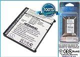 1600mAh Li-ion PDA Battery For