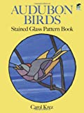 img - for Audubon Birds Stained Glass Pattern Book (Dover Stained Glass Instruction) book / textbook / text book
