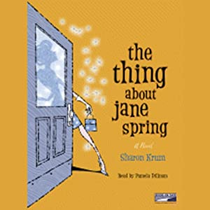 The Thing About Jane Spring Audiobook