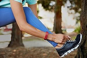 Fitbit Flex Wireless Activity + Sleep Wristband, Red