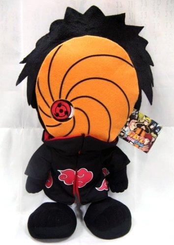 Naruto 13-inch Tobi (Akatsuki) Plush Figure + Pin