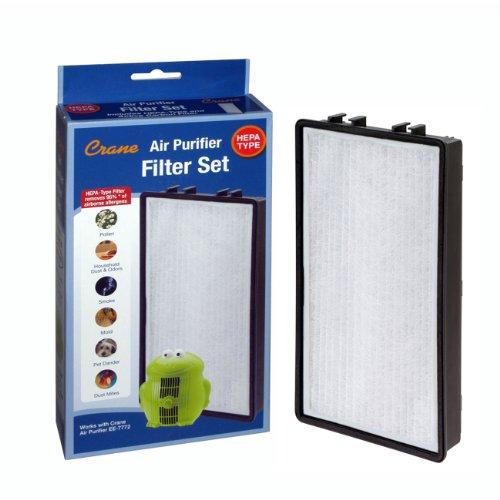 Crane HS-3508 Air Purifier Filter (Crane Air Purifier Frog compare prices)