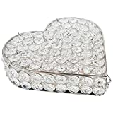 Decor Tattva Inc. Crystal Box - (18 Cms X 18 Cms X 5 Cms)