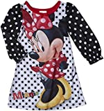 Komar Kids Baby-Girls Infant Minnie MousePoly Gown, Multi, 24 Months