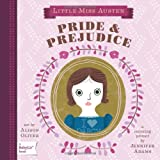 Pride & Prejudice: A BabyLit Counting Primer (BabyLit Books) (English and English Edition)