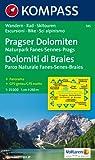 Pragser Dolomiten - Naturpark Fanes-Sennes-Prags - Dolomiti di Braies - Parco Naturale Fanes-Senes-Braies 1