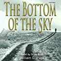 The Bottom of the Sky: A Novel (       UNABRIDGED) by William C. Pack Narrated by Scott Brick