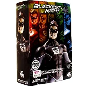 SDCC/WC10 Exclusive: Blackest Night Black Lantern Action Figure