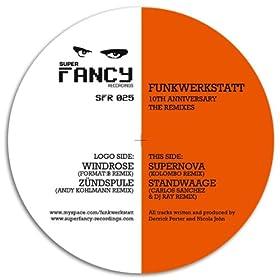 Funkwerkstatt - 10th Anniversary The Remixes