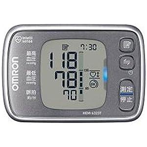 オムロン 手首式血圧計 HEM-6323T Bluetooth通信対応