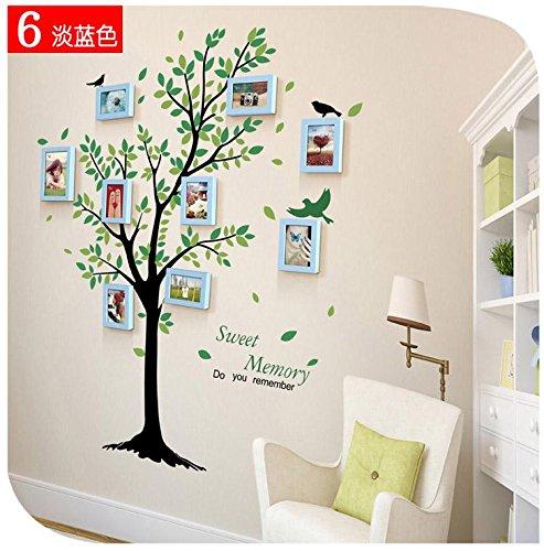 famous-wall-stickers-9-box-pastoral-air-fresh-wall-sticker-photo-frame-combo-creative-diy-fashion-li