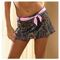 Weber Pretty In Pink Belted Swim Skirt Sm