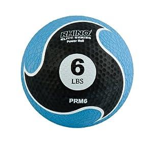 Champion Sports Rhino Elite Medicine Ball (6-Pounds) by Champion Sports