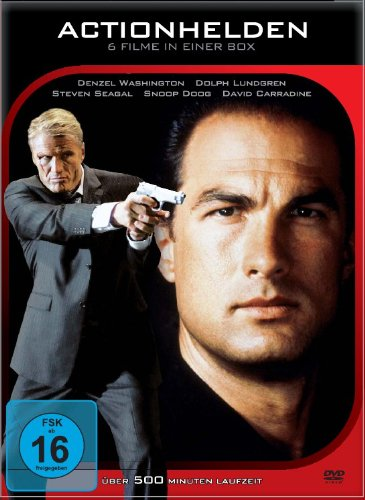 Actionhelden (2 DVD)