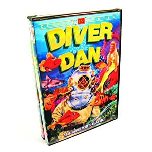 Diver Dan: The Complete Series movie