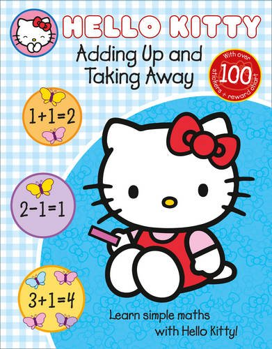 Learn with Hello Kitty: Adding Up and Taking Away
