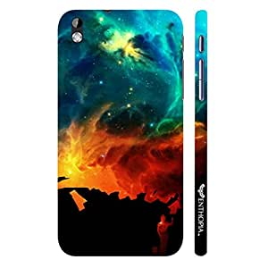 HTC Desire 816 Coloured sky designer mobile hard shell case by Enthopia