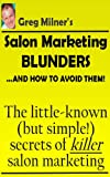 img - for Effective Salon Marketing book / textbook / text book