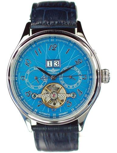 Breytenbach Gents Wristwatch BB4445B-SS