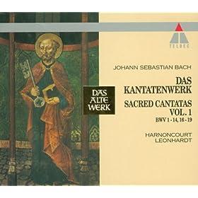 """Cantata No.3 Ach Gott, wie manches Herzeleid BWV3 : V Aria - """"Wenn Sorgen auf mich dringen"""" [Boy Soprano, Counter-Tenor]"""