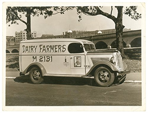 poster-dairy-farmers-van-no98-wentworth-park-james-howarth-studios-ah-peters-co-new-south-wales-aust