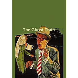The Ghost Train - A British Comedy Mystery Starring Arthur Askey