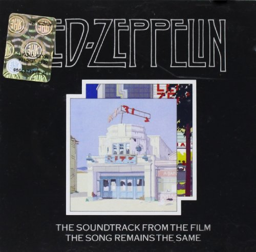 Led Zeppelin - The Soundtrack From The Film The Song Remains The Same - (Swan Song SSK 89402) - D2 - Zortam Music