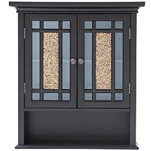Glass Door Cabinets Espresso - Compare Prices, Reviews and Buy at