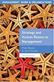 Strategy and Human Resource Management (Management, Work & Organisations) (140399210X) by Boxall, Peter
