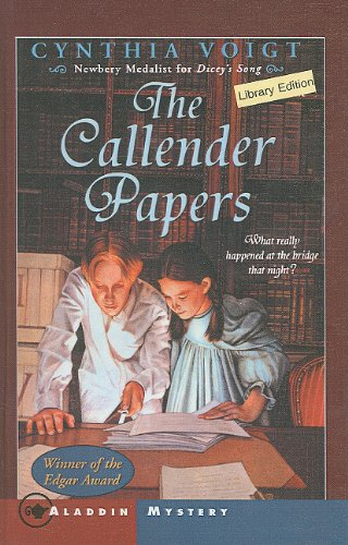 The Callender Papers (Aladdin Mysteries (Pb))