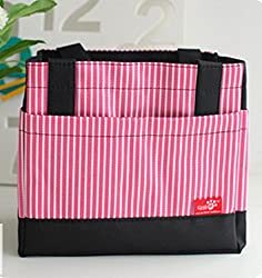 Thermal Lunch Box Bag -PINK