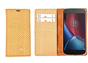 R&A Pu Leather Wallet Case Cover For Sony Xperia XA