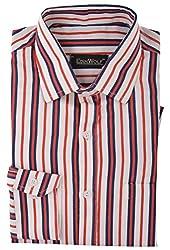Edinwolf Men's Formal Shirt (EDFR730_40, Multi-Coloured, 40)