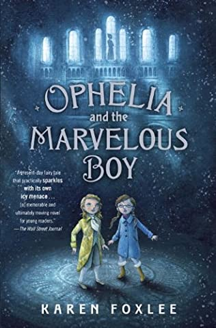 book cover of Ophelia and the Marvelous Boy