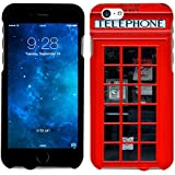 Apple iPhone 6 Plus Red British Phone Booth Phone Case