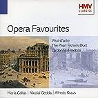 Opera Favourites: Vissi s'arte, Pearl…